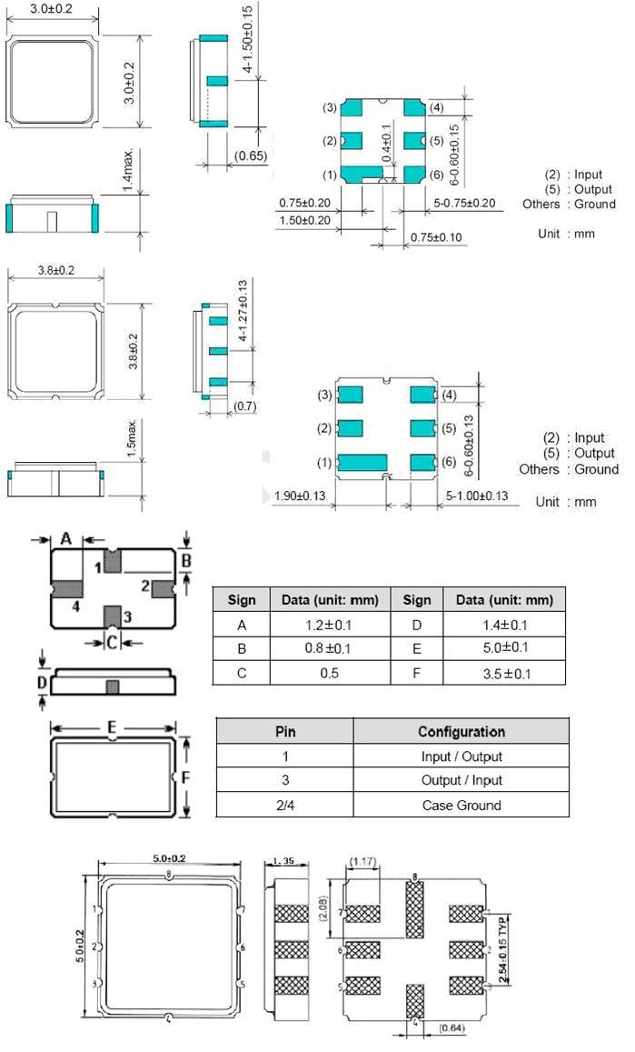 贴片声表-产品展示-深圳华晶达电子有限公司